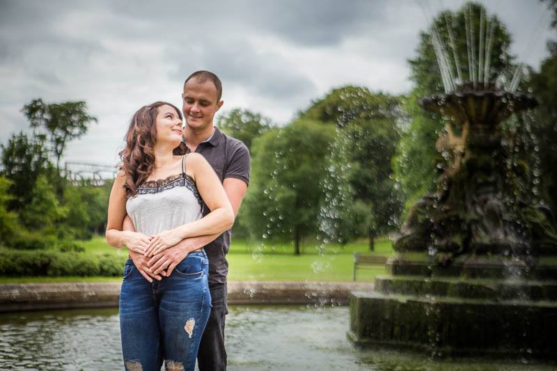 Pre Wedding at Avenham Park LA 9