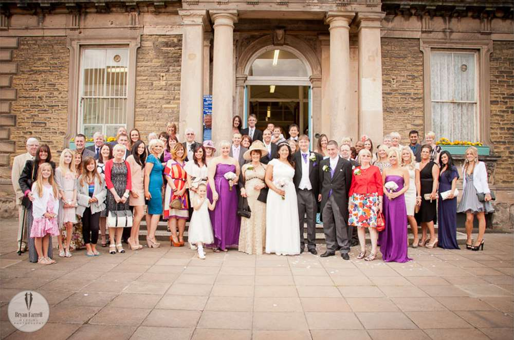 Prince of Wales Southport Wedding 33