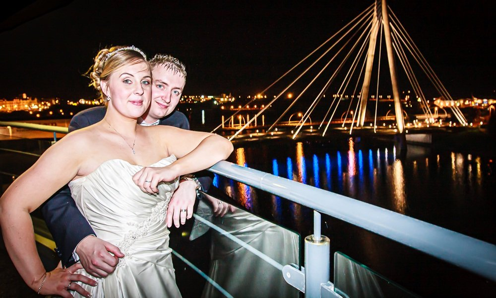 Southport Wedding – Convention Centre.