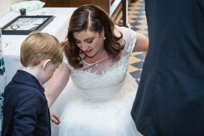 Stanbrook Abbey Wedding178