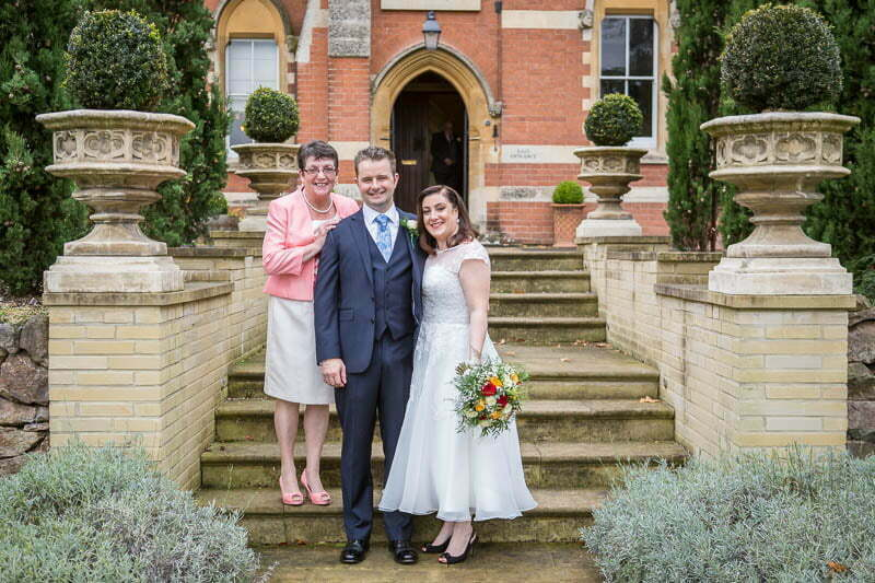 Stanbrook Abbey Wedding203