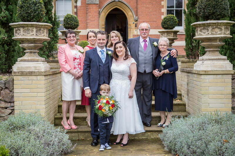 Stanbrook Abbey Wedding205