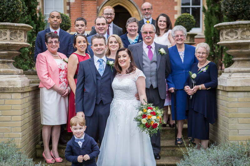 Stanbrook Abbey Wedding206