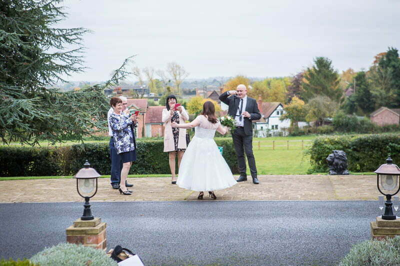 Stanbrook Abbey Wedding208