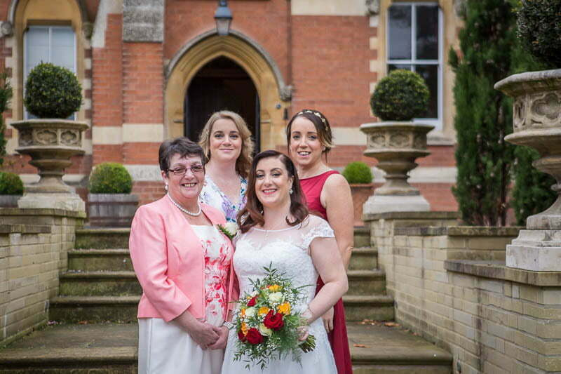 Stanbrook Abbey Wedding211