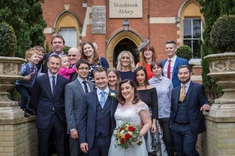Stanbrook Abbey Wedding215