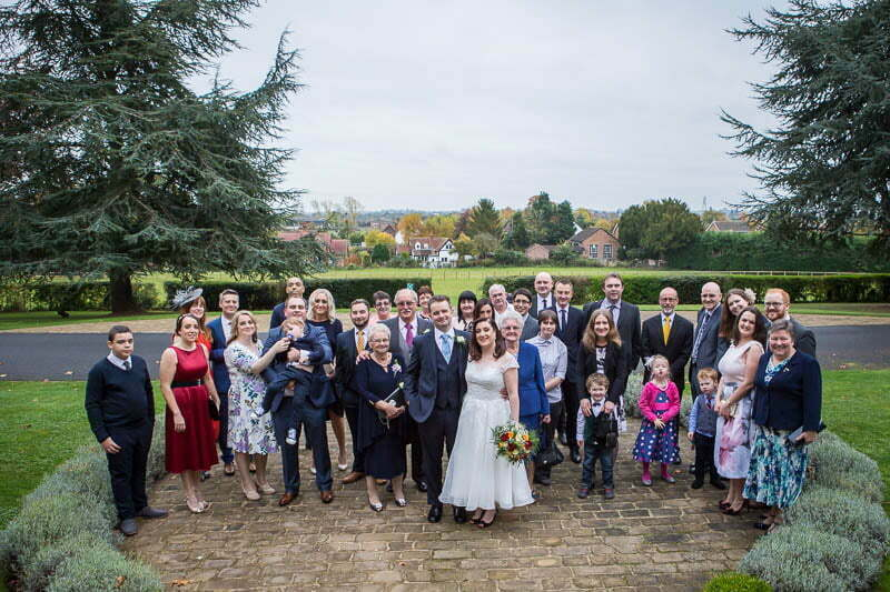 Stanbrook Abbey Wedding217