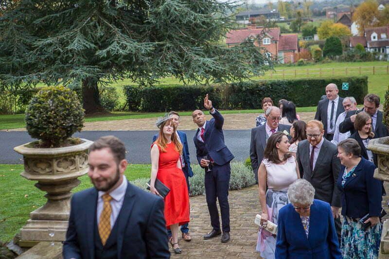 Stanbrook Abbey Wedding219