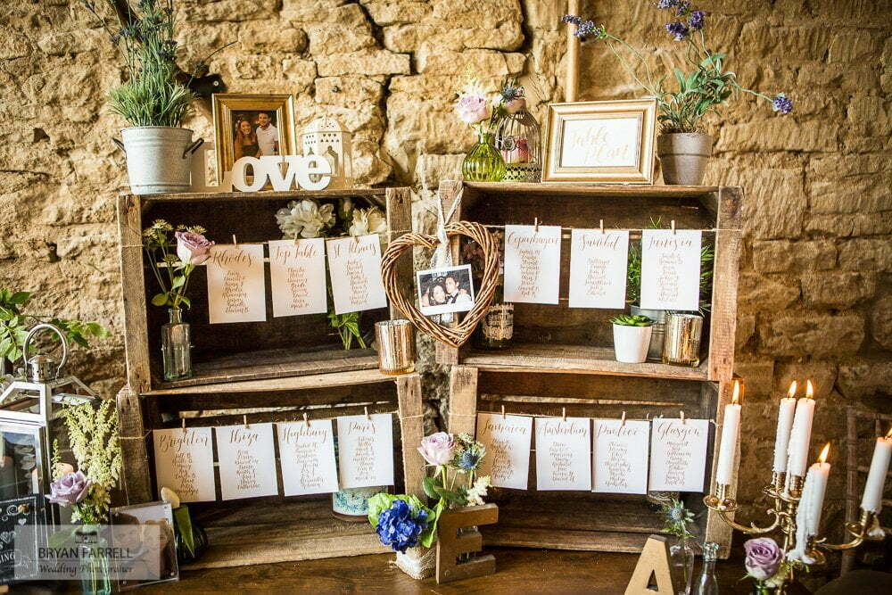 The Great Tythe Barn Wedding 113