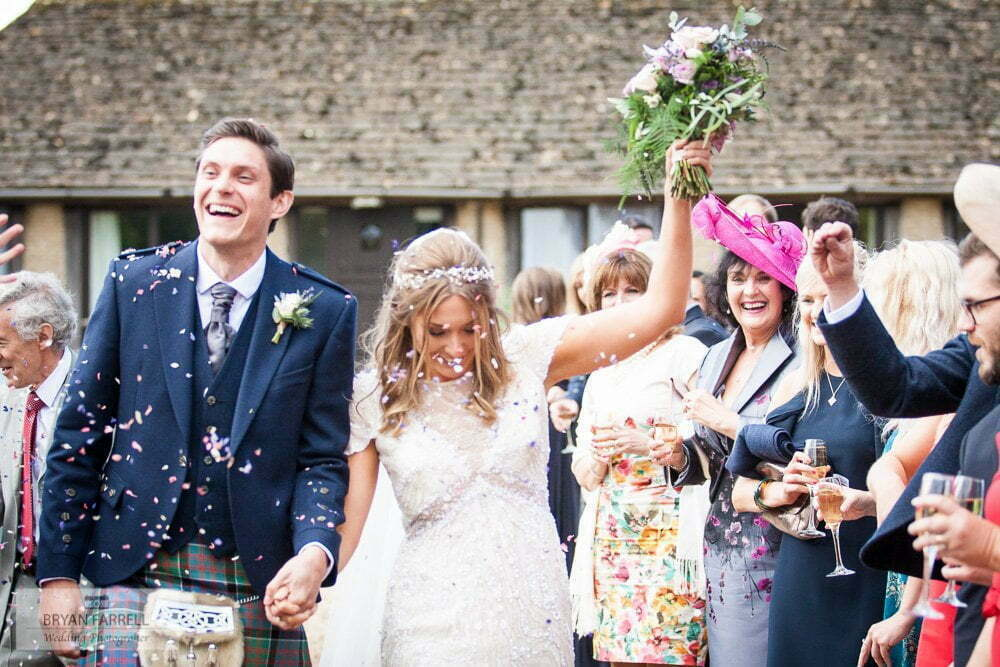 The Great Tythe Barn Wedding 145