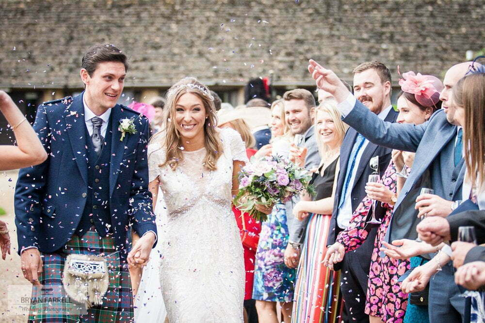 The Great Tythe Barn Wedding 146