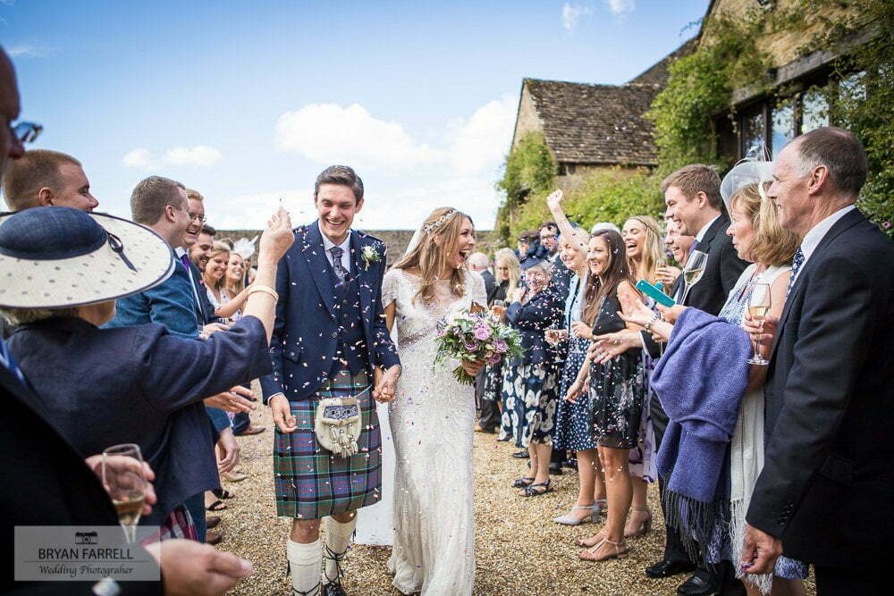 The Great Tythe Barn Wedding 149