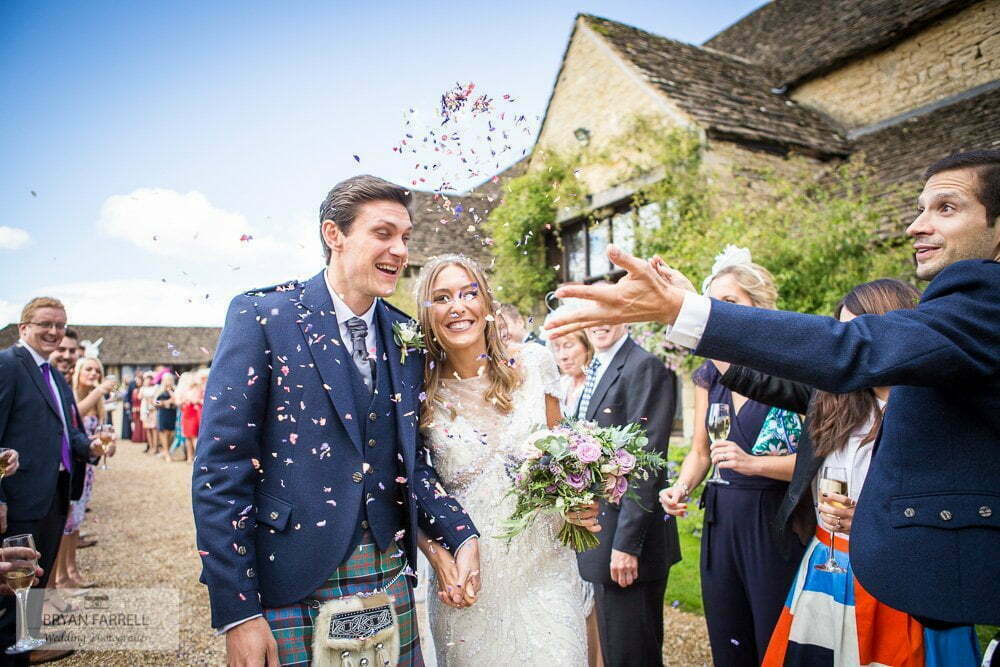 The Great Tythe Barn Wedding 151