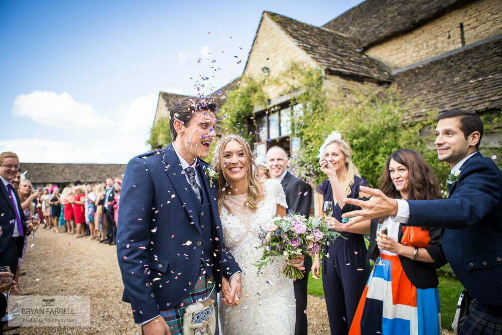 The Great Tythe Barn Wedding 152