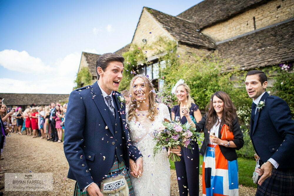 The Great Tythe Barn Wedding 153