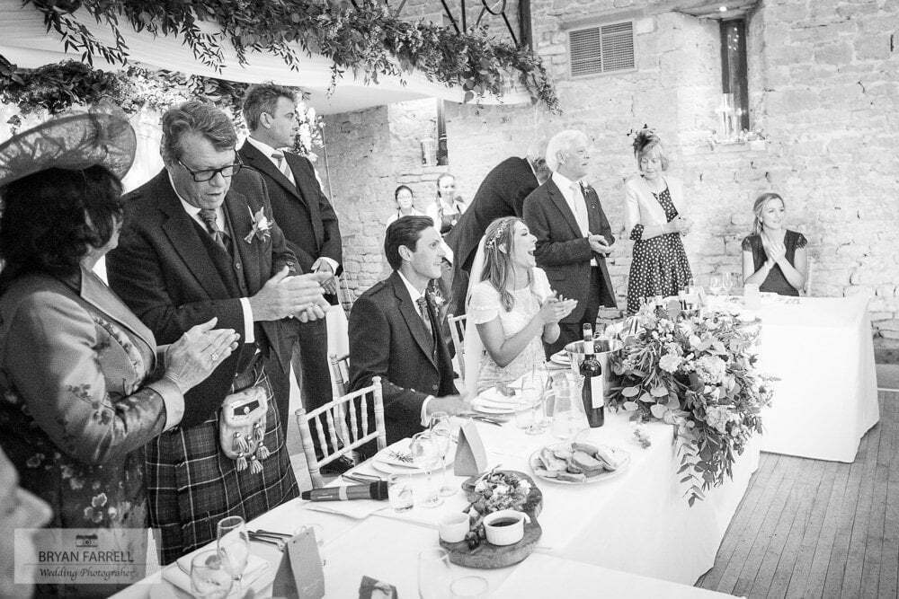 The Great Tythe Barn Wedding 212