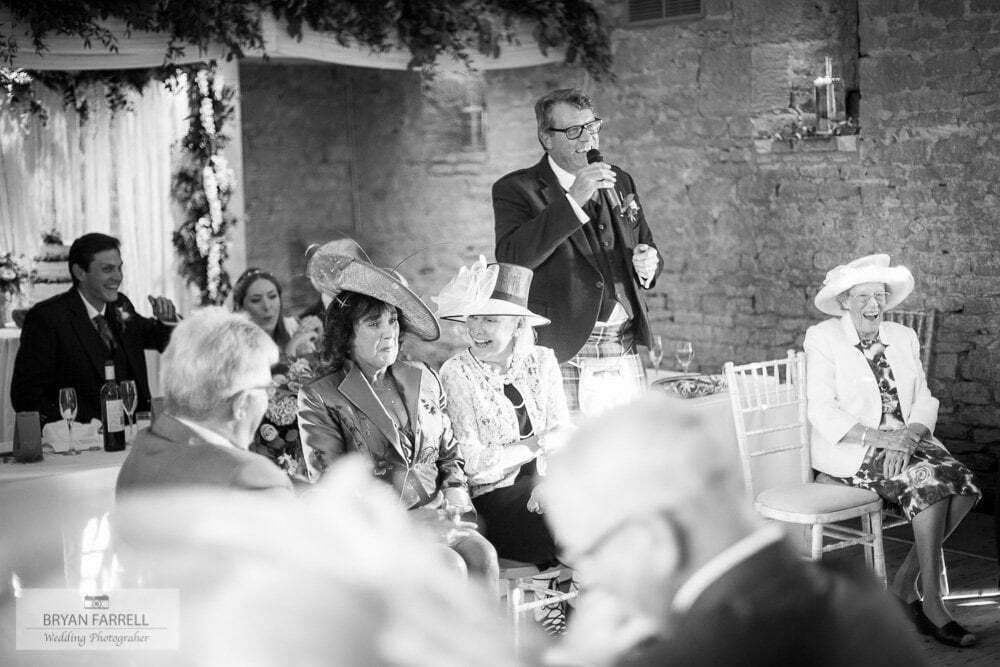 The Great Tythe Barn Wedding 254