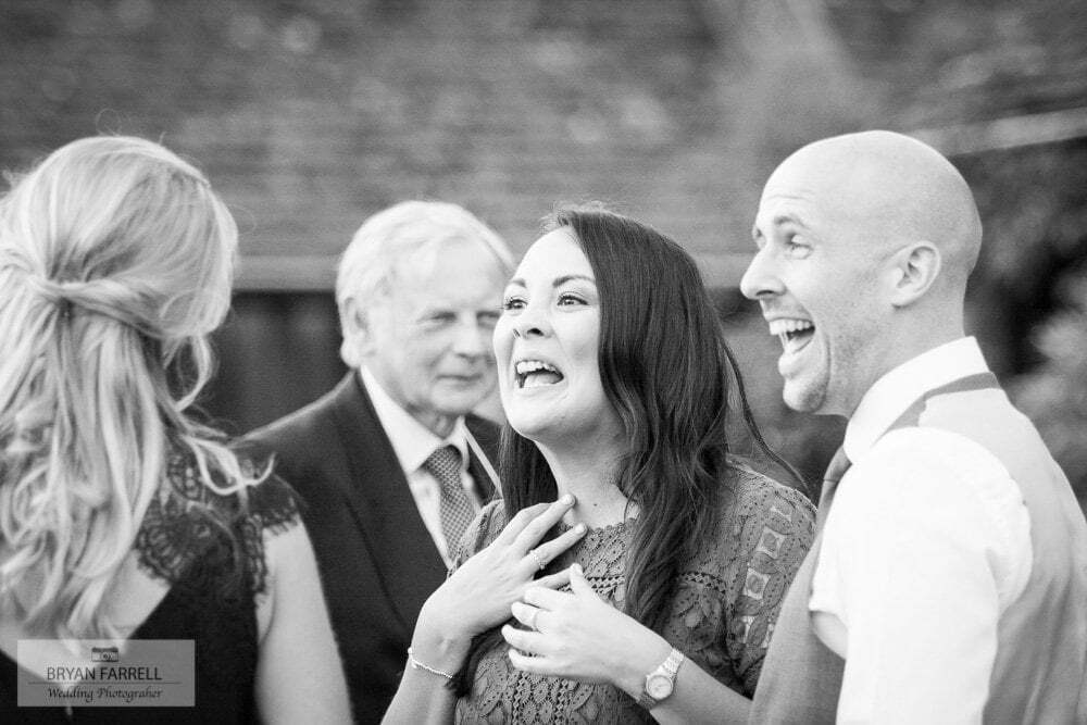 The Great Tythe Barn Wedding 273