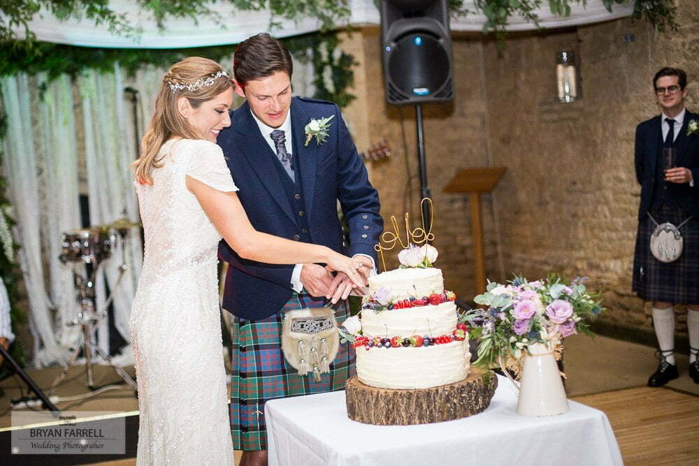The Great Tythe Barn Wedding 328