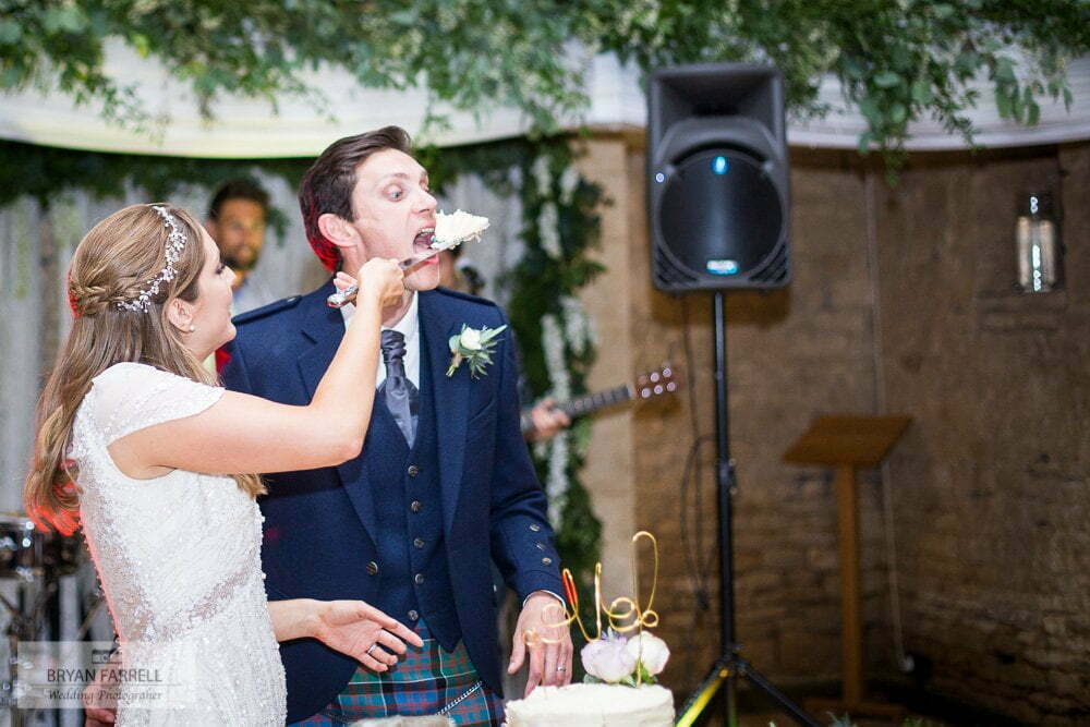 The Great Tythe Barn Wedding 331