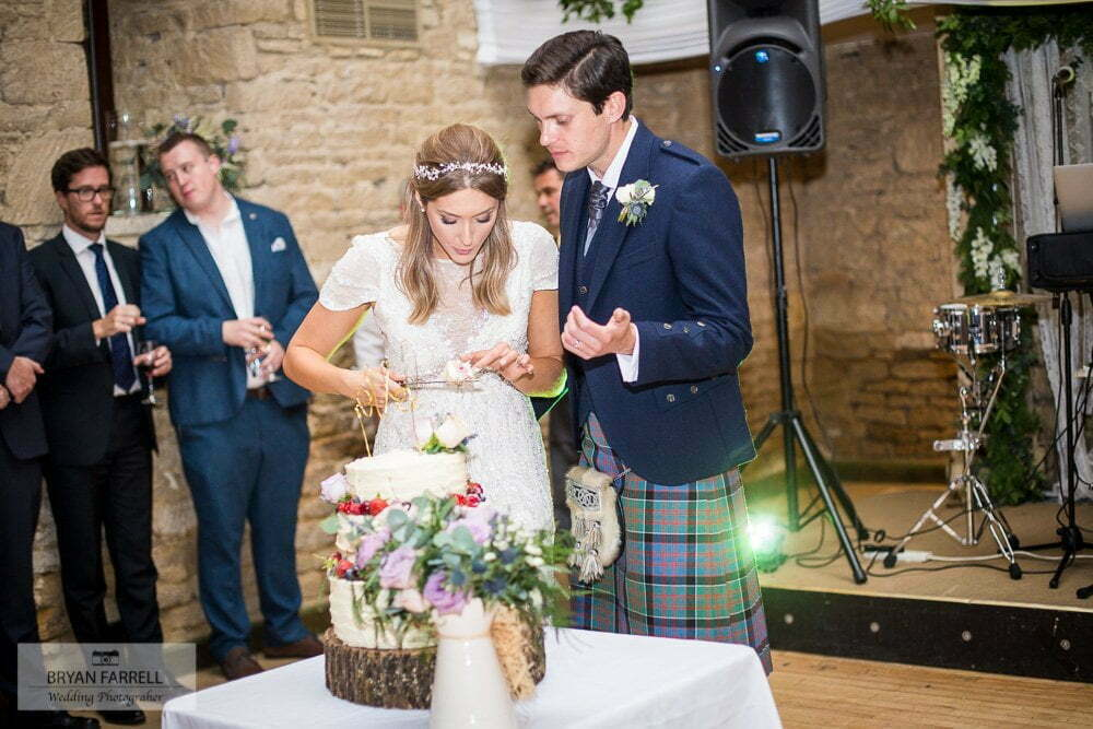 The Great Tythe Barn Wedding 333