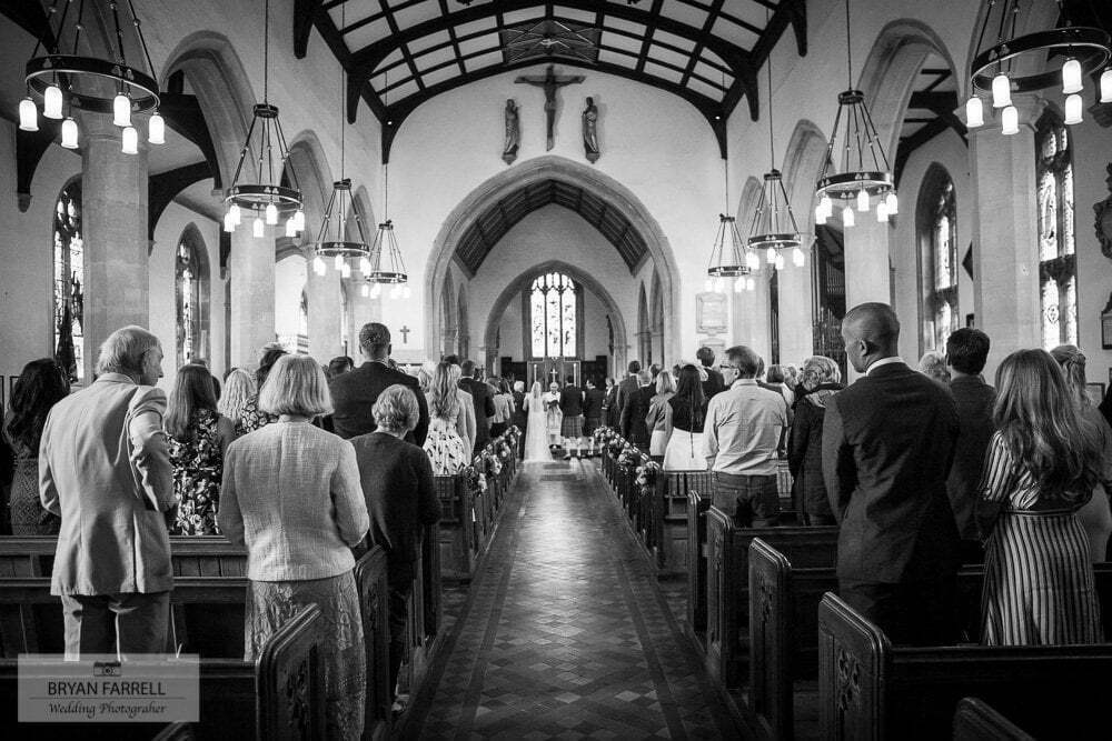 The Great Tythe Barn Wedding 72