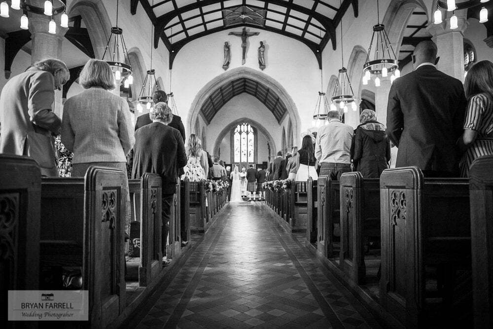 The Great Tythe Barn Wedding 73