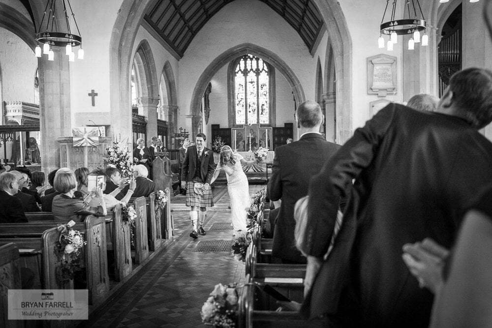 The Great Tythe Barn Wedding 91