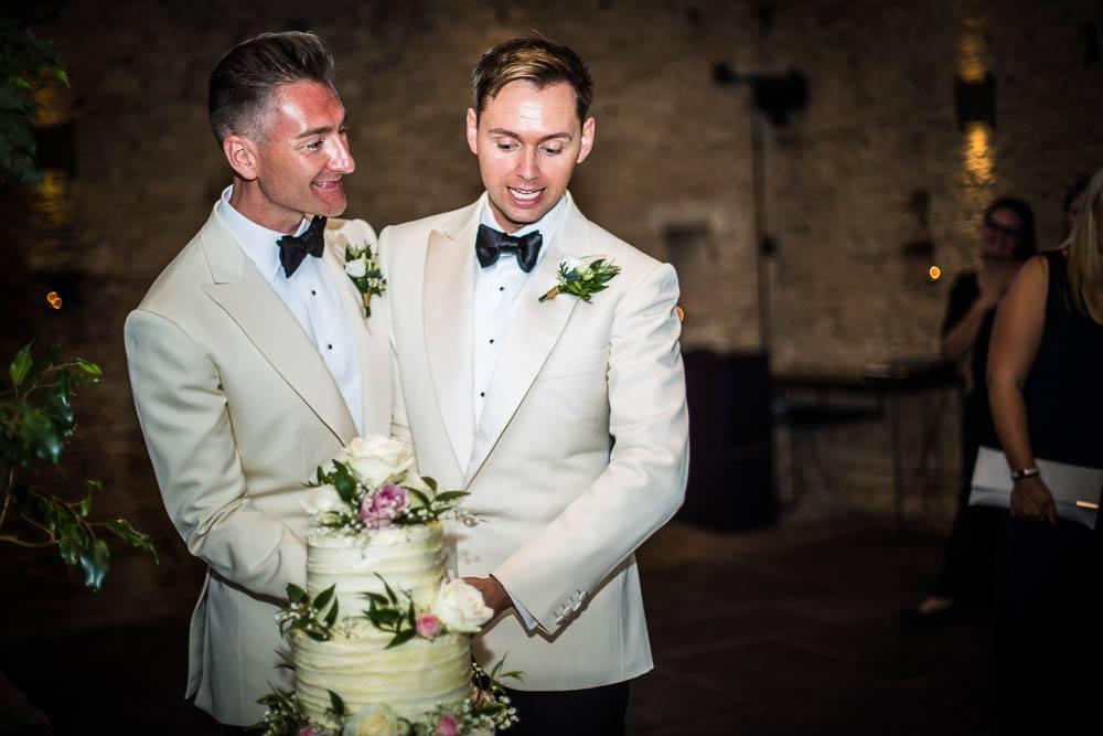 Thyme Tithe Barn Wedding 179