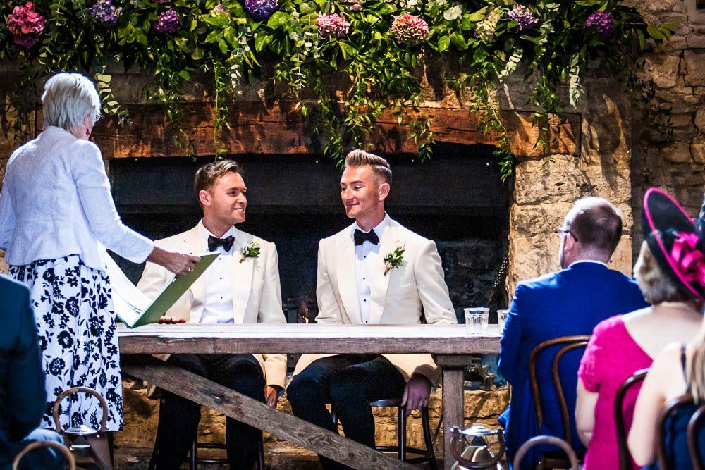 Thyme Tithe Barn Wedding 80