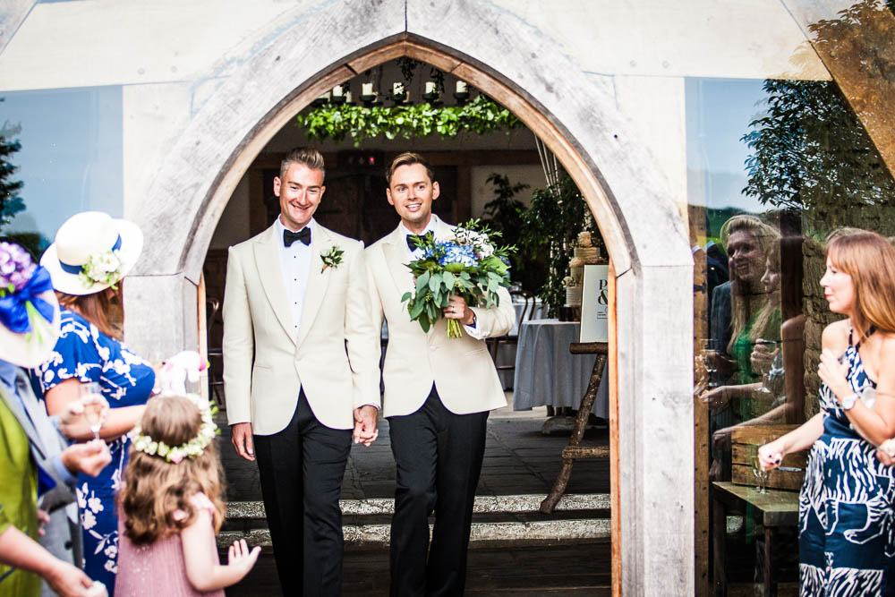 Thyme Tithe Barn Wedding 86