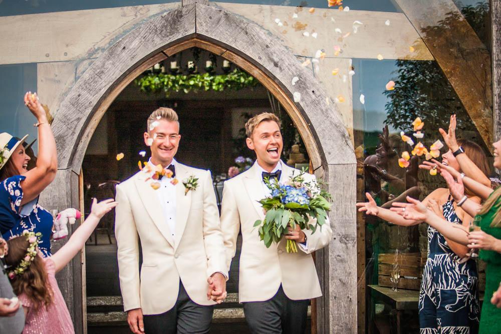 Thyme Tithe Barn Wedding 87