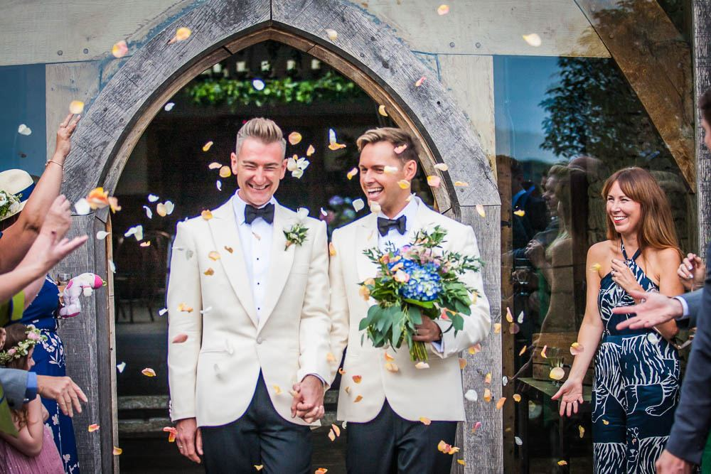 Thyme Tithe Barn Wedding 88