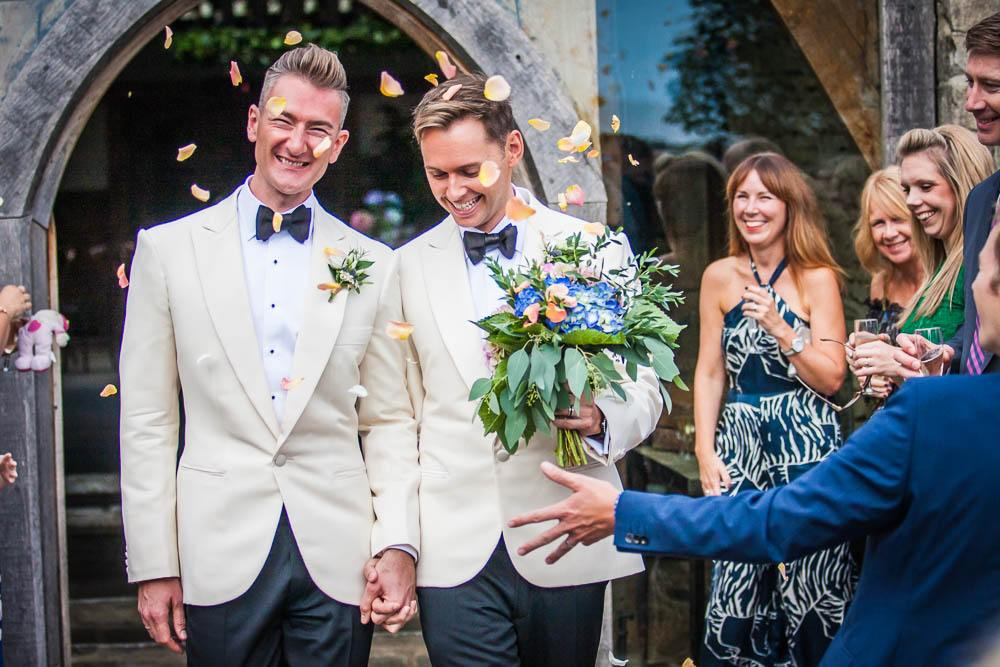 Thyme Tithe Barn Wedding 90