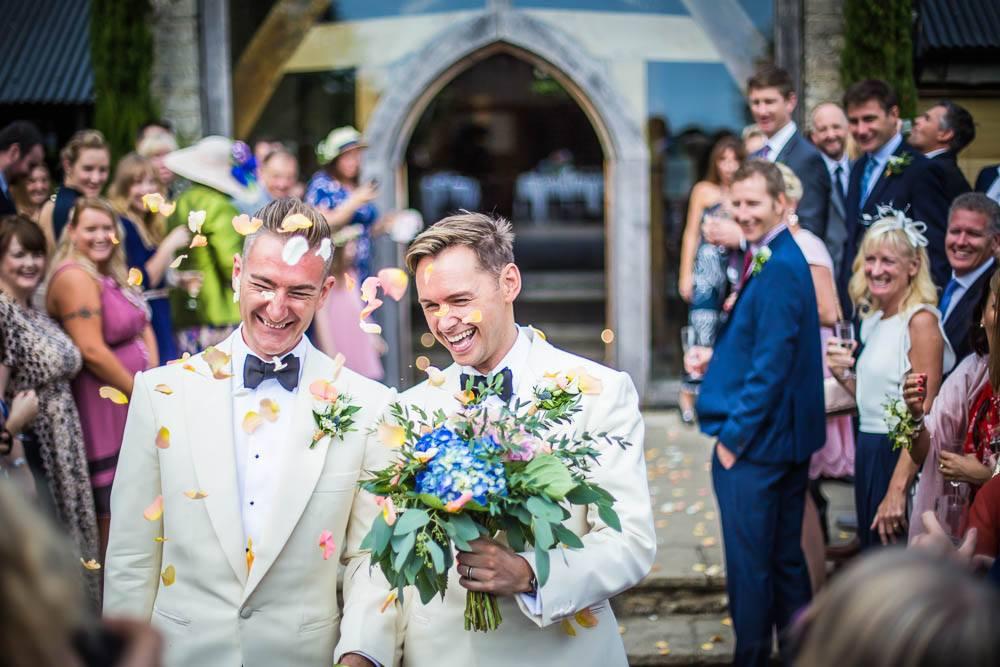 Thyme Tithe Barn Wedding 93
