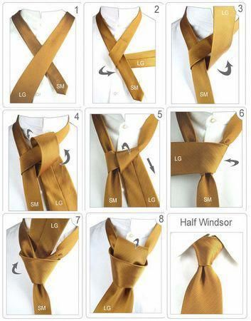 Tie Half Windsor