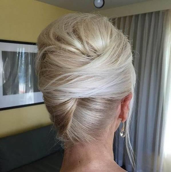 Twist n Tuck Hair With Mini Bouffant