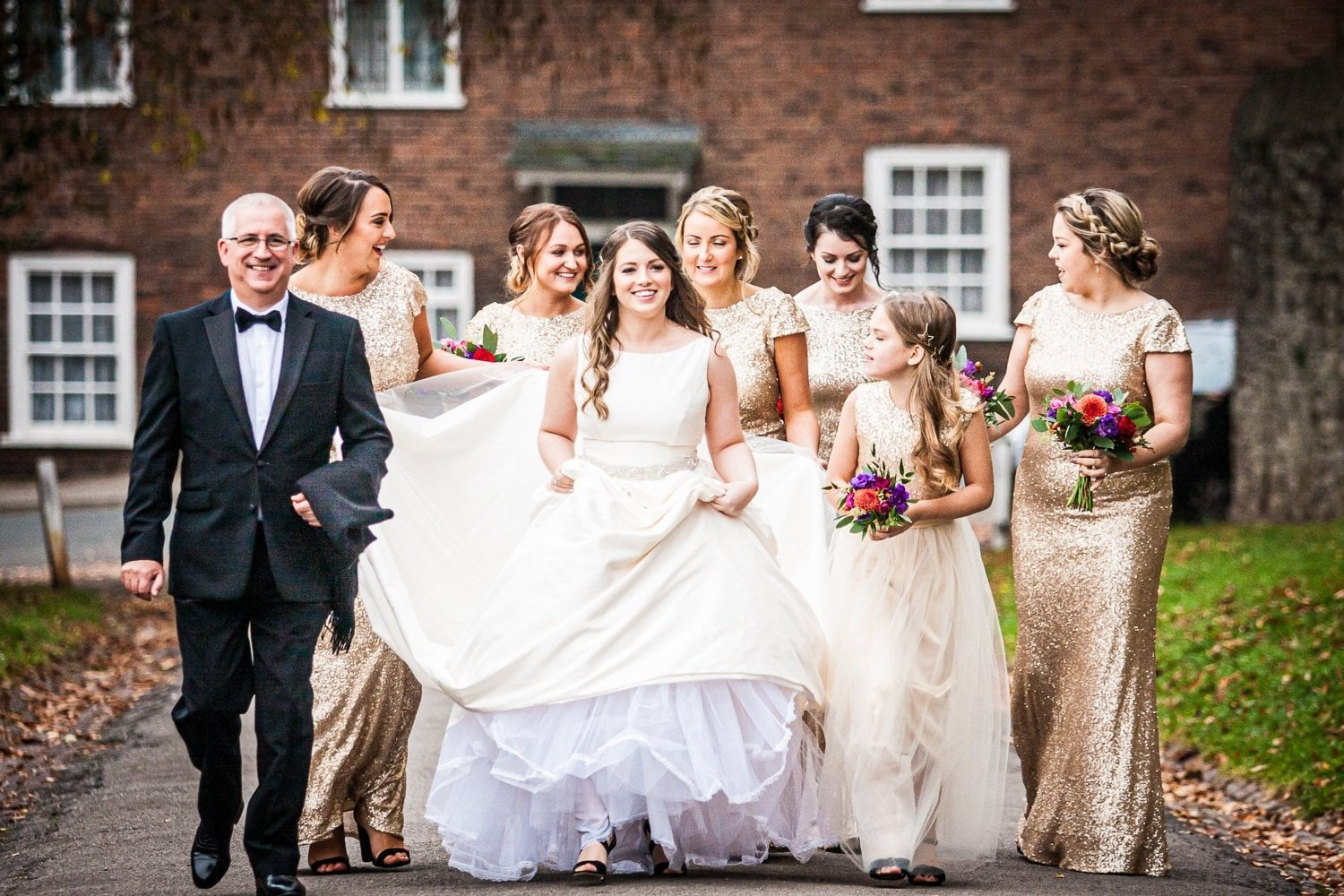 Photography by Bryan - Lancashire wedding photographer