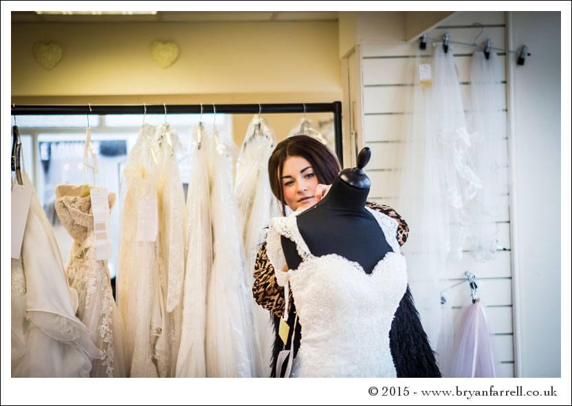 a wedding dress 5