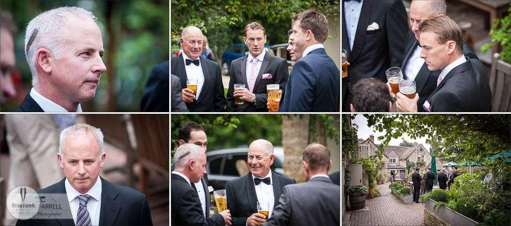 barnsley house wedding photography 11