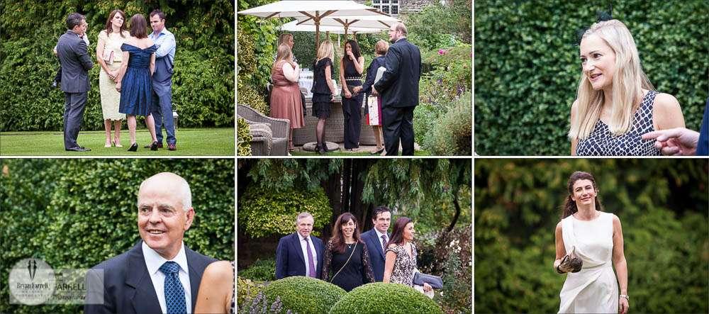 barnsley house wedding photography 14