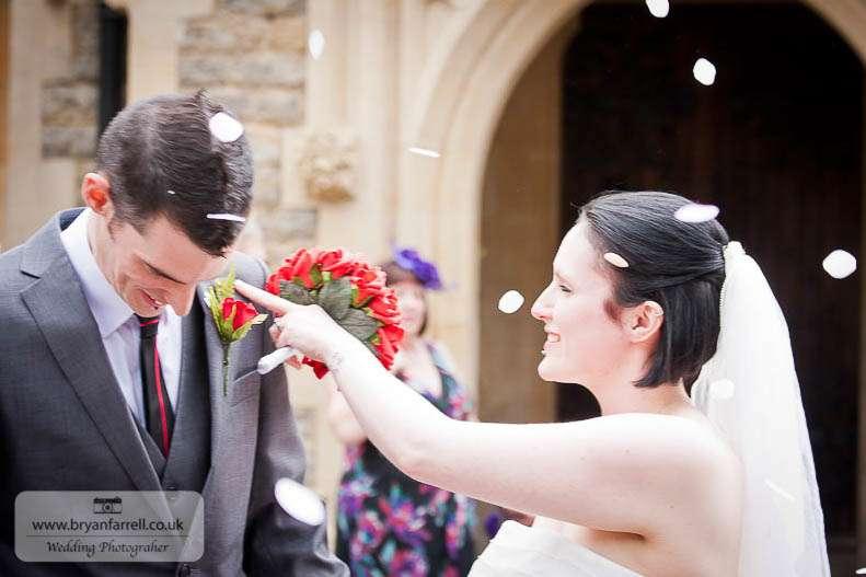 cleeve house wedding photographers 44