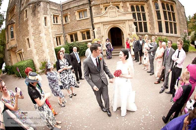 cleeve house wedding photographers 45