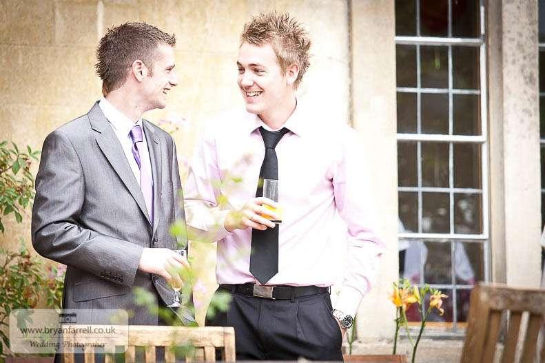cleeve house wedding photographers 46