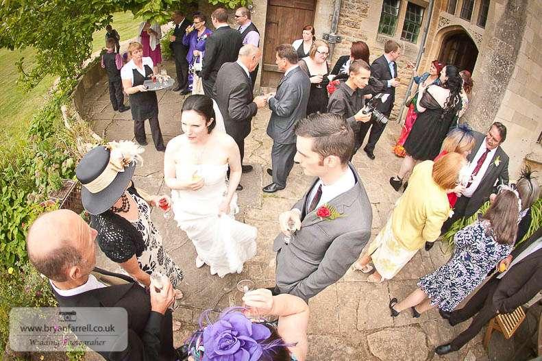 cleeve house wedding photographers 53