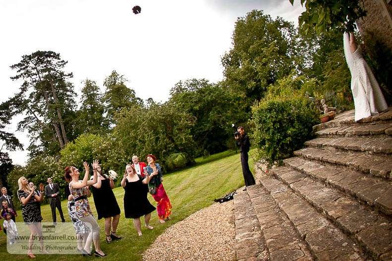 cleeve house wedding photographers 59