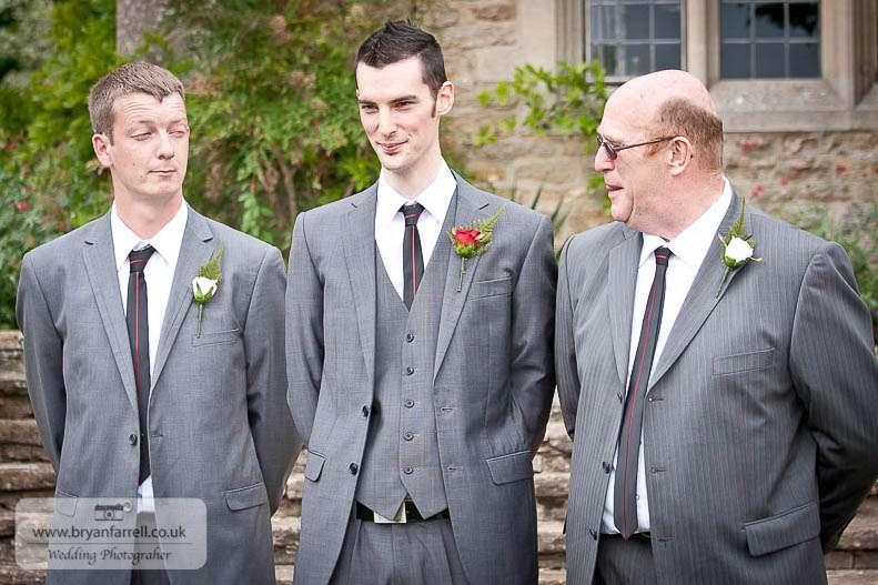 cleeve house wedding photographers 66