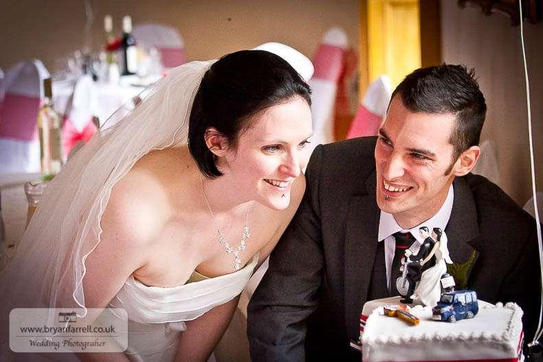 cleeve house wedding photographers 93