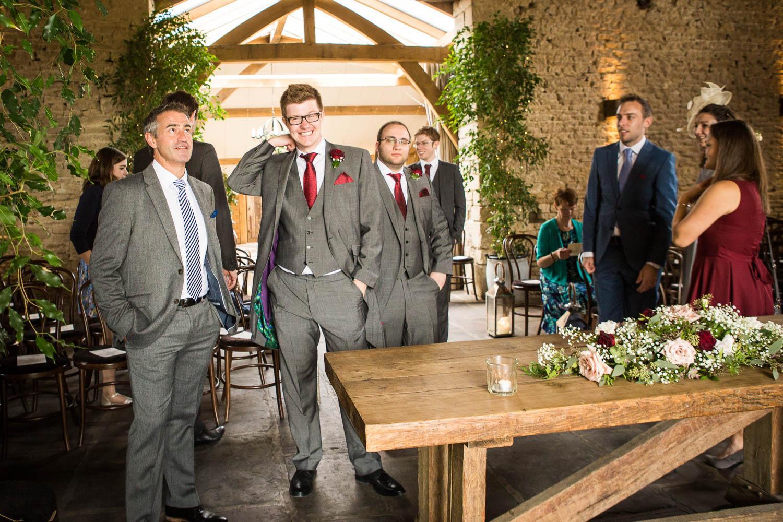 cripps barn wedding sg 37