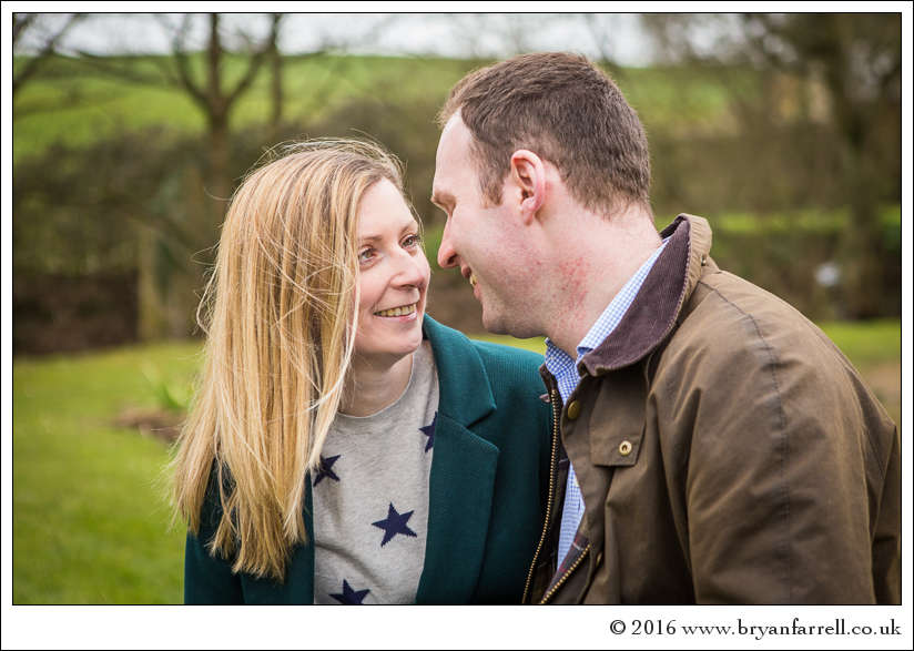 engagement photography Haselbury Mill TE 12